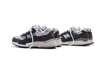 kith new balance 992 998 sneakers