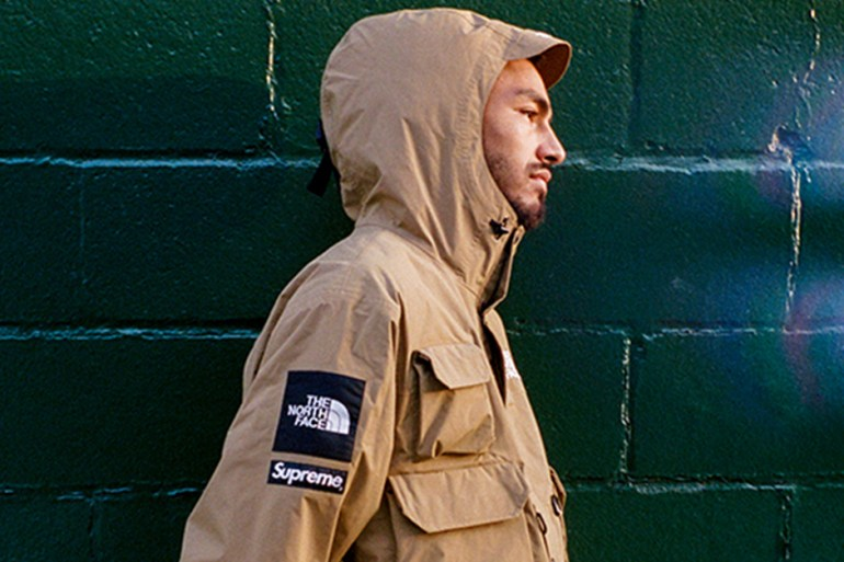 supreme the north face collaboration printemps 2020
