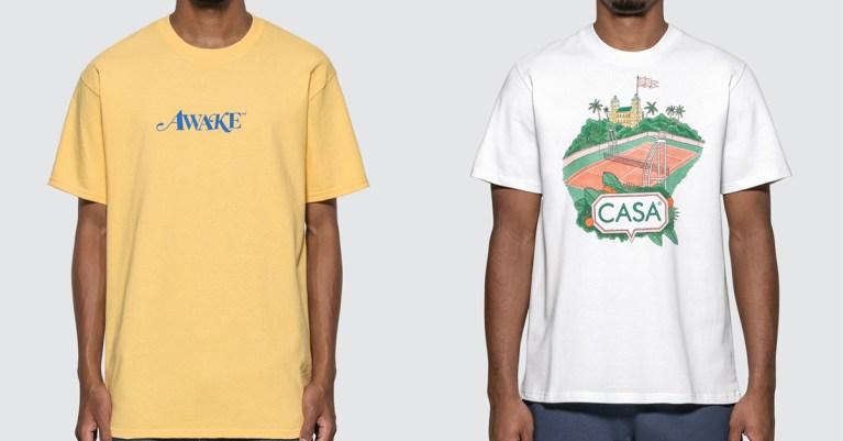 t-shirts sélection été