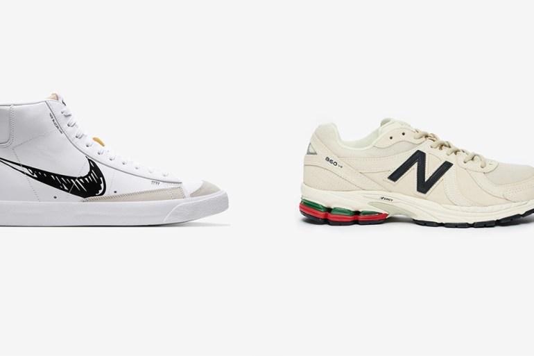 sneakers moins de 100€ sélection pas chères