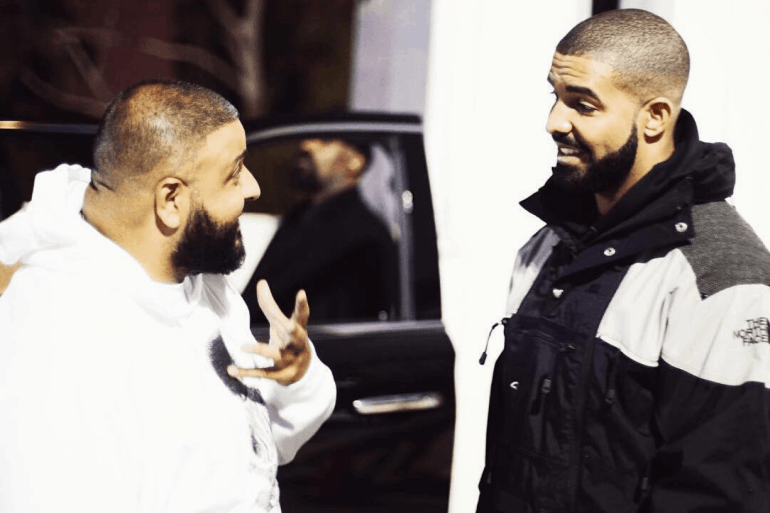 drake dj khaled greece popstar morceau collaboration featuring