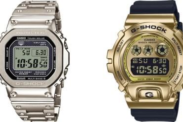 g-shock montres