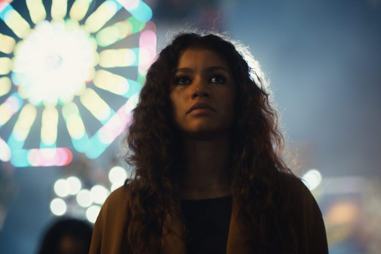 emmy awards 2020 zendaya succession watchmen meilleure série tv