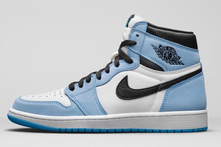 Air Jordan 1 2021 university blue