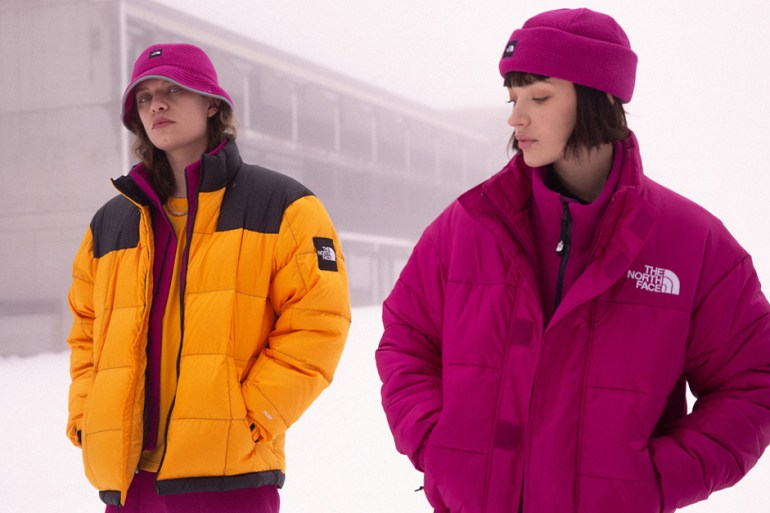 The North Face Snow Rogue collection
