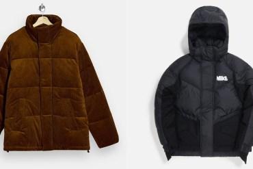 puffer jacket sélection