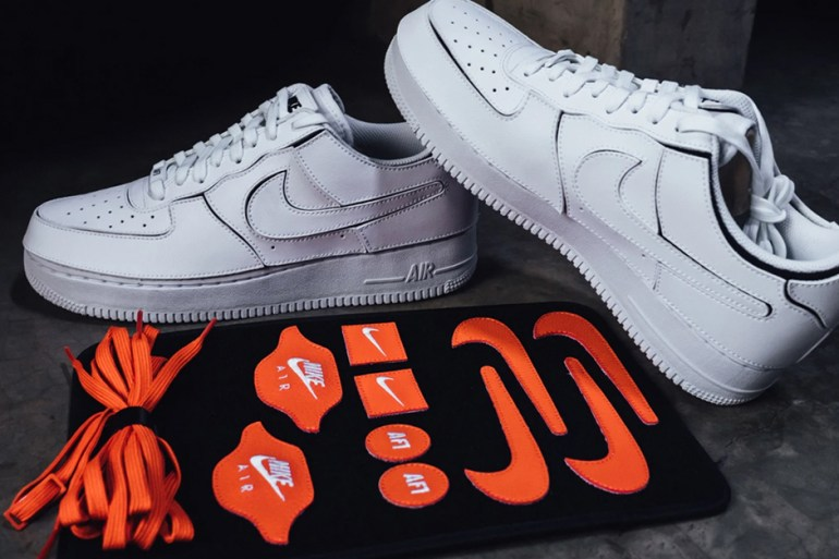 Nike Air Force 1 Air Force 1/1 custom