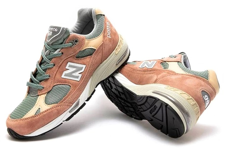 Patta New Balance 991 collaboration