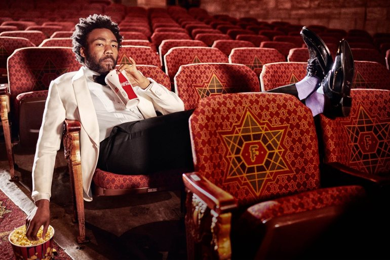 donald glover amazon prime vidéo