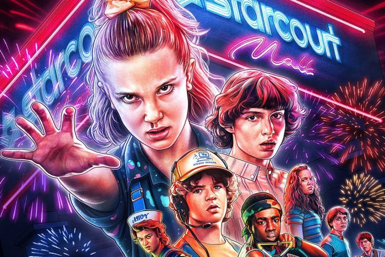 stranger things netflix saison 4