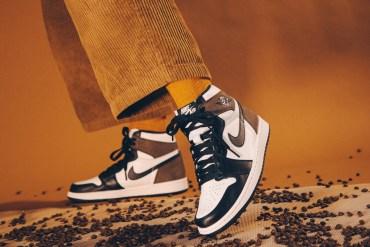 Air Jordan 1 dark mocha sneakers L resell