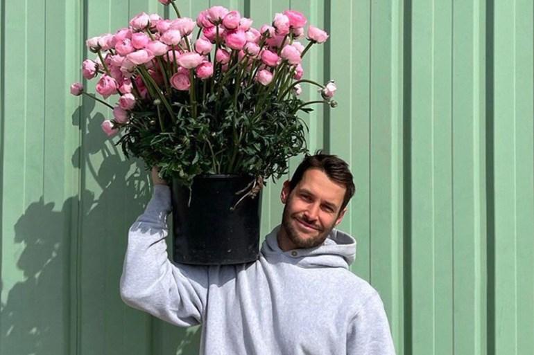 jacquemus fleurs pop-up store paris