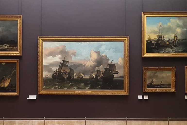 musée du louvre oeuvres en ligne gratuite