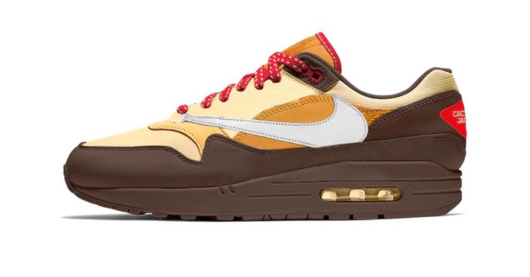 nike air max 1 sneakers travis scott collaboration