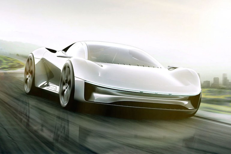apple concept car tim cook
