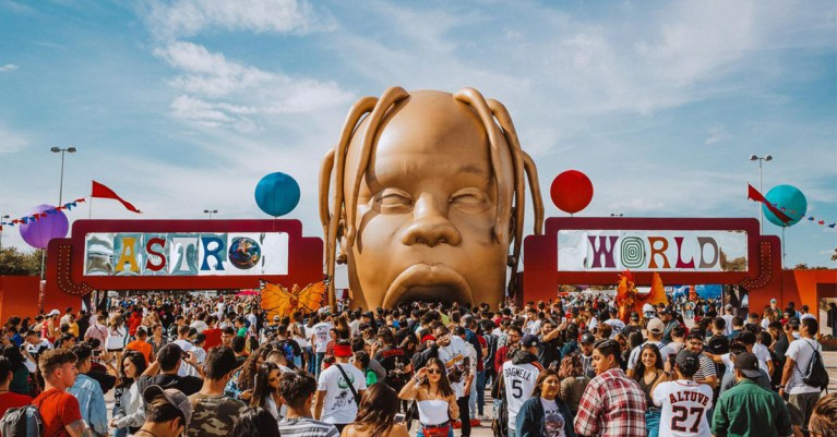 astroworld festival 2021 travis scott