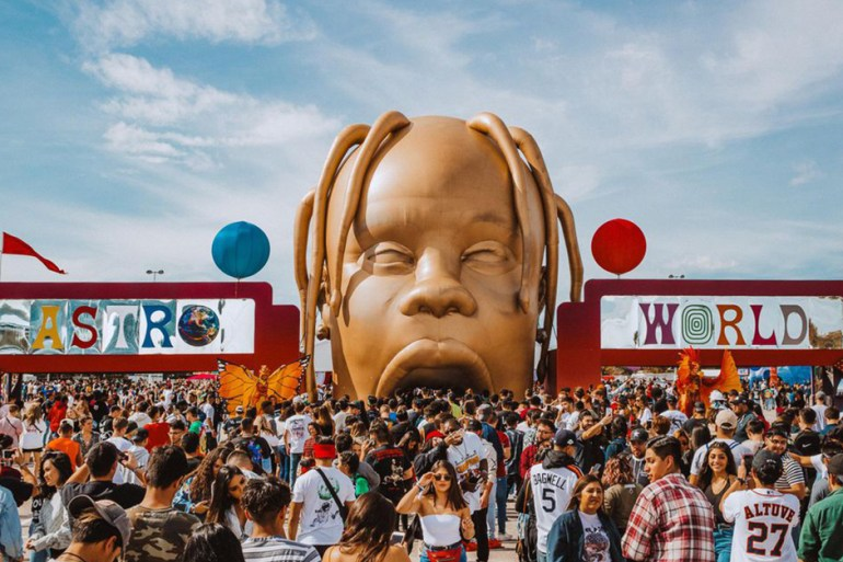 astroworld festival 2021 travis scott