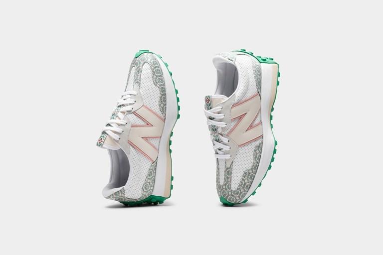 casablanca new balance footwear france chaussure sneakers