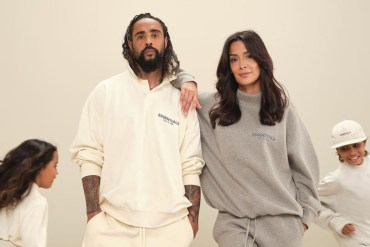 jerry lorenzo essentials fear of god collection
