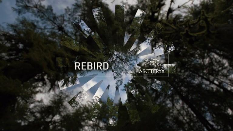 Arc'teryx rebird plateforme ecoresponsable