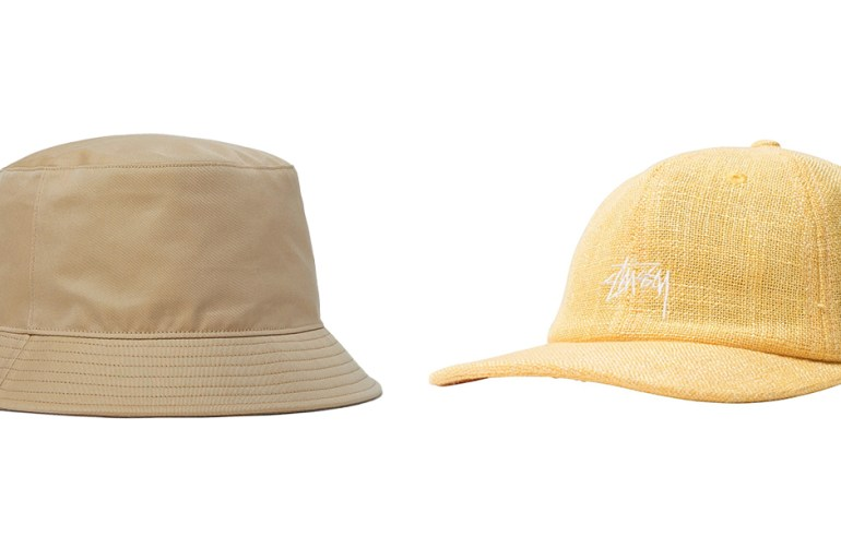 casquettes chapeaux sélection été 2021