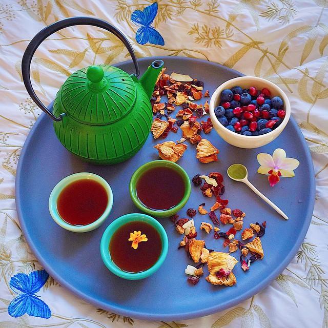 Will it be Tea or Coffee?