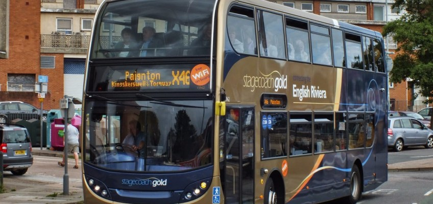 Bus travel Made Easy with Stagecoach App