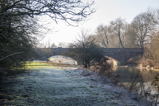 Bridge at Stony Stratford, You'd Imagine this Bridge Had a Name but I can't find it.