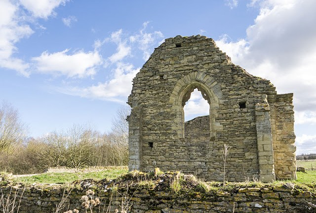 St Peter's Ruins