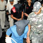 Co-founder of Indian Mujahideen Yasin Bhatkal was arrested in Pokhara on August 29. (Photo via Nepal Times)
