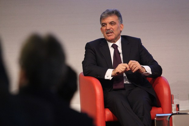 Turkey's President Abdullah Gul. (Photo by Foreign and Commonwealth Office)