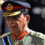Pakistan's retiring army chief General Ashfaq Pervez Kayani