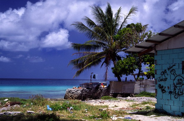 Majuro, The Marshal Islands. (Photo by Stefan Lins, Creative Commons License)