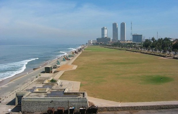 Sr Lankan capital Colombo has emerged as major tourist attraction over the years. (Photo by whl.travel, Creative Commons License)