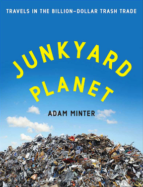 Junkyard planet PM