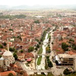 A panoramic view of Prizren. (Photo by Lars Olsen, Creative Commons License)