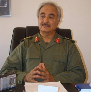 Khalifa Haftar. (Photo by Magharebia, Creative Commons License)