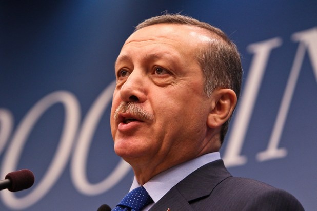 Where will Turkey head under Erdoğan's presidency remains a big question. (Photo by Brookings Institution, Creative Commons License)