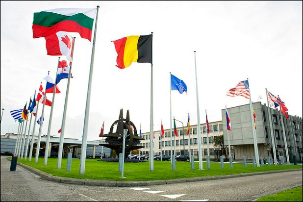 NATO headquarters in Brussels. (Photo by European Parliament, Creative Commons License)
