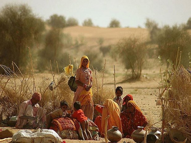 Not a single official has been held responsible in the southern Sindh provincial government despite continuous deaths of children due to hunger in Pakistan. (Photo by  junaidrao, Creative Commons License)