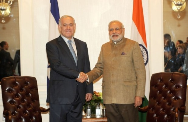 (Photo by Office of India's Prime Minister via nationalinterest.org)