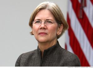 Senator Elizabeth Warren. (photo by US Department of Labor, Creative Commons License)