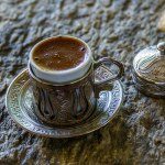 Turkish coffee in Sirince. (Photo by jechstra, Creative Commons License)