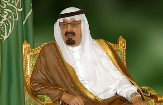 King Abdullah had been ailing and reclusive for some years. (Photo via Saudi Ministry of Interior)