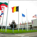A view of NATO headquarters in Brussels. (Photo by European Parliament, Creative Commons License)