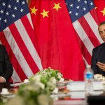 President Obama with his Chinese counterpart Xi Jinping. (Photo by U.S. Embassy The Hague, Creative Commons License)