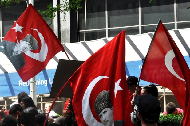 Erdoğan and his close associates failed to analyze the effects of wealth and economic factors on democratic survival. (Photo by Michael Fleshman, Creative Commons License)