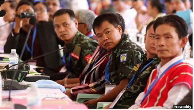 Is Myanmars Ceasefire Agreement Good Enough Viewsweek