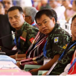 Envoys from the United Nations and China joined one of Myanmar's most powerful ethnic armed groups in urging ethnic leaders to sign a nationwide ceasefire agreement with the government. (Photo by Irrawaddy)