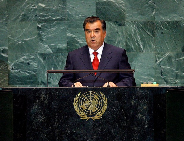 Russia, the UN and others should urge President Emomali Rahmon to ensure sustainable stability in Tajikistan. Otherwise, there is little to stop a slide back into old conflict patterns. (UN Photo/Marco Castro, Creative Commons License)